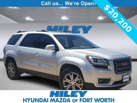 Used Gmc Acadia 2016 Fort Worth Tx