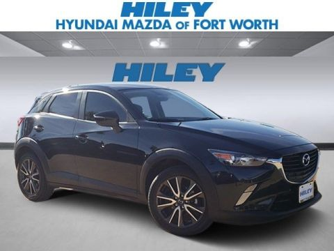 Certified Pre-Owned 2017 Mazda CX-3 Touring Premium